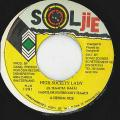 Ganglords, Gregory Isaacs, Henkel Irie - High Society Lady (Soljie)