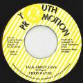 Chris Wayne - Talk About Love (Youth Promotion)