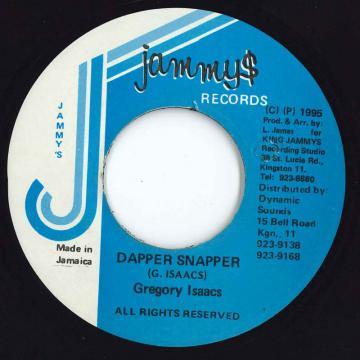 ReggaeCollector com - Gregory Isaacs - Dapper Snapper (Jammys)