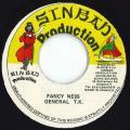 General TK - Fancy Ness (Sinbad)
