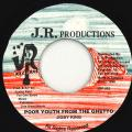 Jigsy King - Poor Youth From The Ghetto (JR)