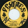 Winston Samuels - Hello Carrol (Flames US)