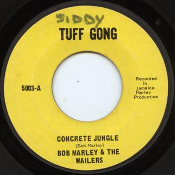 The Wailers - Concrete Jungle - No More Trouble