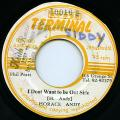 Horace Andy - I Don't Want To Be Out Side (Terminal)
