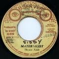 Horace Andy - Materialist (Observer)