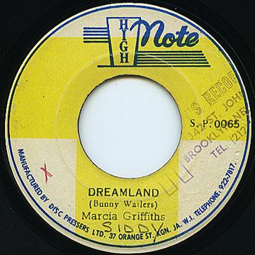 Marcia Griffiths - Dreamland (High Note)