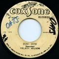 Delroy Wilson - Run Run (Coxsone 2nd)