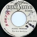 Soul Brothers - Sound Pressure (Coxsone 2nd)