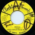 Johnny Clarke, Derrick Morgan - Behold (Clocktower US)