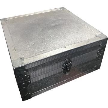 "Record Case - 7"" 80's Vintage Case 600057 (Holds300)(H22.0 W42.0 D42.0cm) (Import England)"