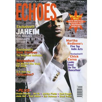 Magazine - Echoes Volume 31/Issue 3 (March/2006) (Echoes UK)