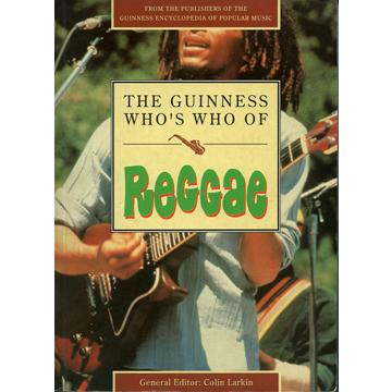 Magazine - Guinness Who's Who Of Reggae (Guinness Music UK)