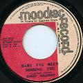 Bunny Maloney - Baby I've Been Missing You (Moodisc)