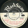 Wilfred Jackie Edwards, Millie - Do You Want Me Again (Black Swan UK (Beverleys))
