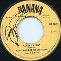 Carl Bryan, Sound Dimention - Cover Charge (Banana UK)