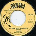 Monty Alexaner, Cyclones - My Sweet Organ (Banana UK)