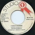 Nickto Marshall - I Have Change (Studio One)