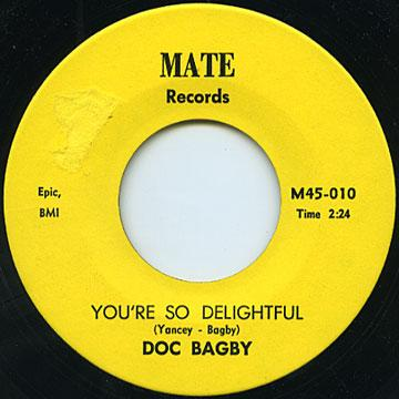 Doc Bagby - Doc Bagby Plays The Hits Of The Drifters