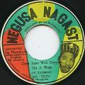 Big Youth - Can't Take Wah Happen On A West (Negusa Nagast)