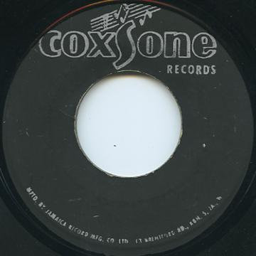 Roy Richards - Reggae Reggae Children (Coxsone)