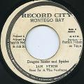 Jah Stitch - Dragon Snake And Spider (Record City)