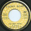 Winston Sinclair - Best Thing (Lucky Star)