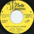 Delano Stewart - Stay A Little Bit Longer (High Note)