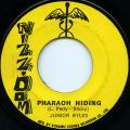 Junior Byles - Pharaoh Hiding (Wizzdom)