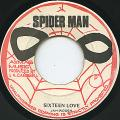 Jah Woosh - Sixteen Love (Spider Man)
