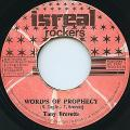 Tony Brevett - Words Of Prophecy (Israel Rockers)