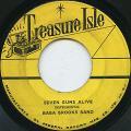 Baba Brooks - Seven Guns Alive (Treasure Isle)