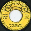 Winston Wright - Melancholy Rock (Observer)