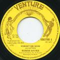 Ronnie Davis - Forget Me Now (Venture UK)