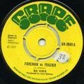 Big Youth - Foreman Vs Frazier (Grape UK)