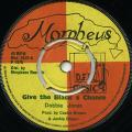 Dobbie Jones - Give The Black A Chance (Morpheus UK)
