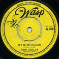 Jimmy Sinclair - It's No Infatuation (Wasp UK)