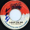 BB Seaton - Lean On Me (Splash)