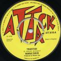 Ronnie Davis - Tradition Song (Attack UK)