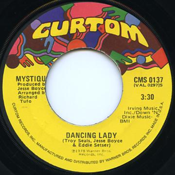 Mystique - Dancing Lady (7