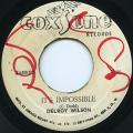 Delroy Wilson - It's Impossible (Coxsone 2nd)
