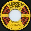 Hopeton Lewis - Don't Take Your Guns To Town (Upset)