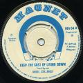 Ansil Collings - Keep The Cost Of Living Down (Magnet UK)