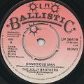 Jolly Brothers - Conscious Man (Ballistic UK)