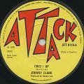 Johnny Clarke - Ruler (Cold I Up) (Attack UK)