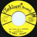 Horace Andy - Love Of A Woman (Clocktower US)