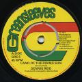 Dennis Reid - Land Of The Rising Sun (Greensleeves UK)