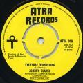 Johnny Clarke - Everyday Wondering (Atra UK)
