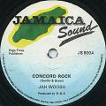 Jah Woosh - Concord Rock (Jamaica Sound UK)