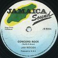 Jah Woosh - Concord Rock (Jamaica Sound UK)