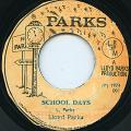 Lloyd Parks - School Days (Parks)